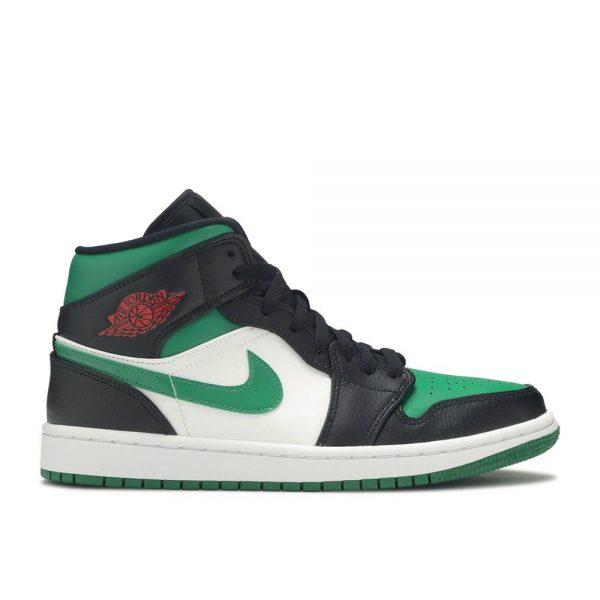 jordan 1 green toe